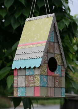 KT30 3D Birdhouse Kit smaller